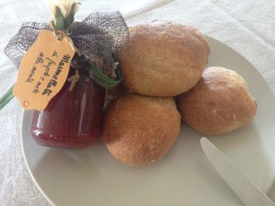 Ricetta Bimby: paninetti all'olio con farina integrale e farina di kamut
