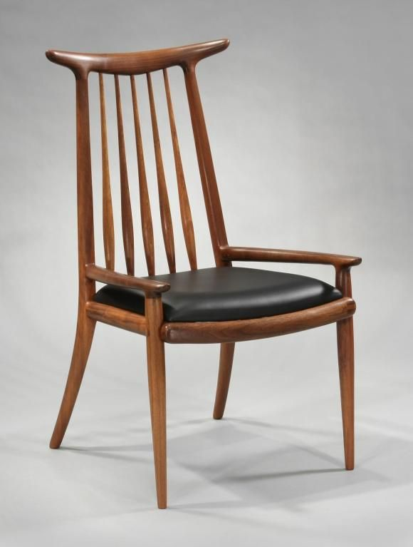 Pair of Hornback Armchairs by Sam Maloof