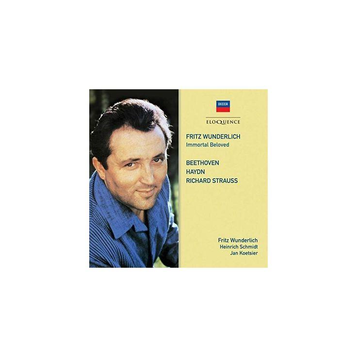 Fritz Wunderlich - Immortal Beloved (CD)