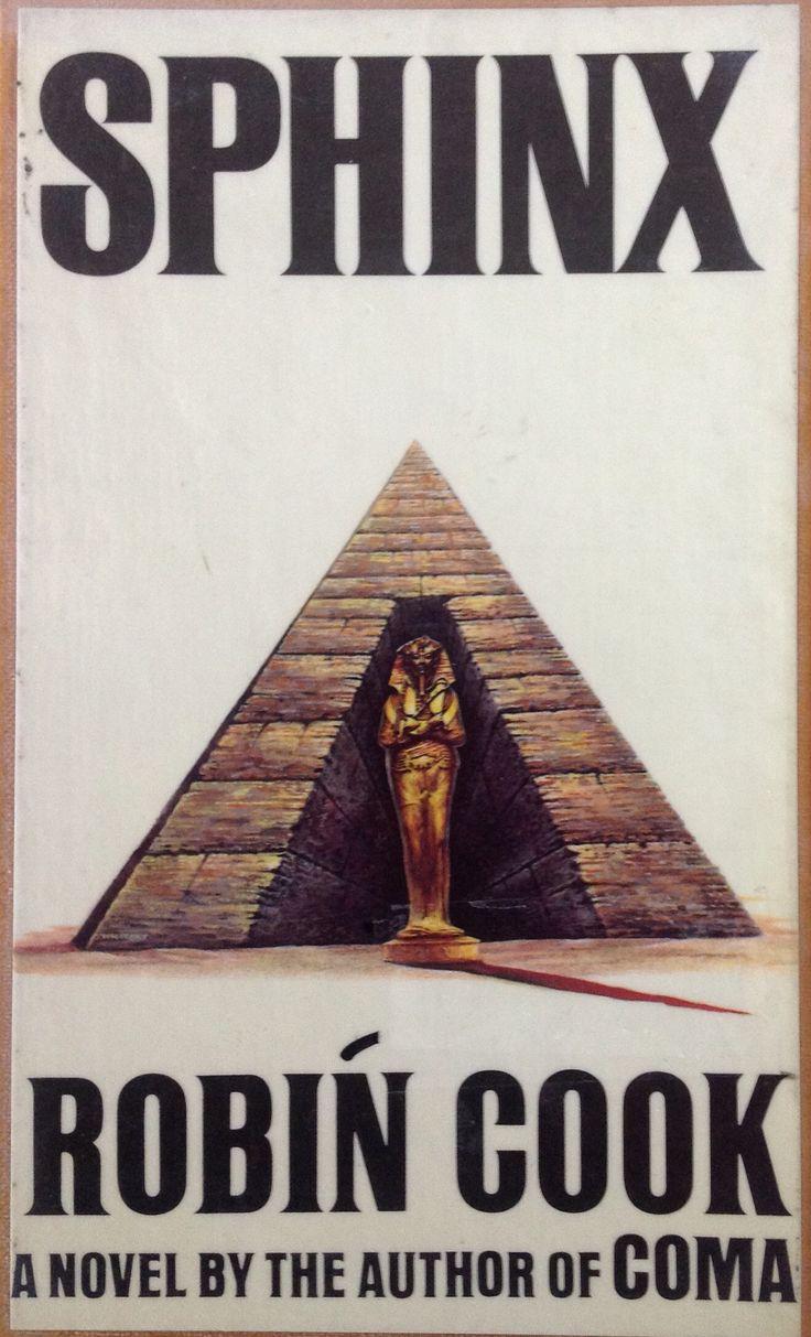 Robin Cook: sphinx (engelstalig)
