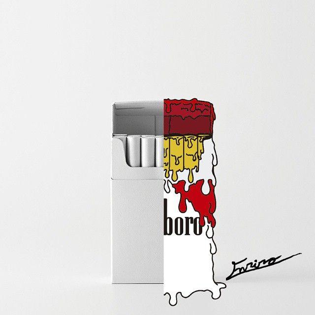 MARLBORO ACYD Arte Creativo Y Diseño  #Enriro #Diseño #Arte #Ilustracion #Digital #Publicidad #Marca #Creativo #Creatividad #Cartel #Color #Dibujo #art #artproject #Project #Design #Creativity #Illustration #Brand #draw #Drawing #Wacom #Paint #Illustrator #Photoshop #Advertising #Campaign #Poster #style