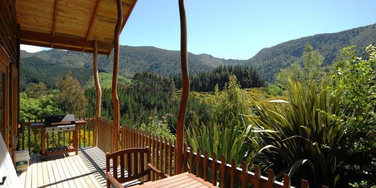 Wilderness Lodge Wedding, Nelson, New Zealand Resurgence Lodge www.theweddingcompany.co.nz
