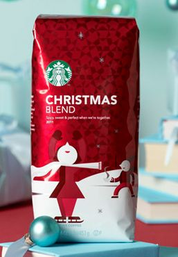 Whole Bean Christmas Blend....I Luv this coffee and enjoyed it during the recent holidays! Rare Sumatran beans that have been aged three to five years.