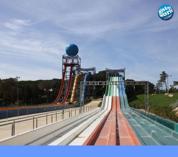 #SpeedSlides #WaterWorldParc #LloretdeMar  Per a més informació podeu visitar la nostra pàgina web: www.WaterWorld.es