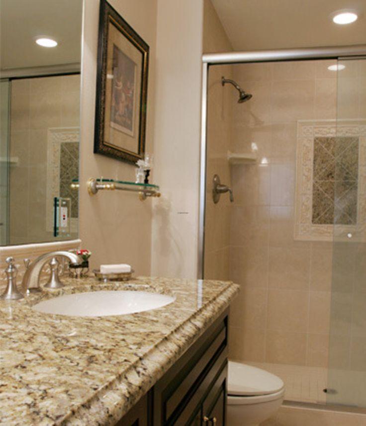 Granite Bathroom Countertops