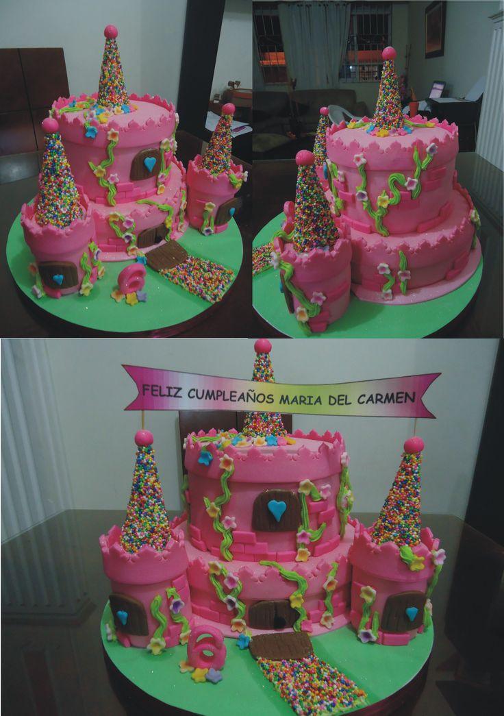 torta de cumpleaos princesa - photo #32