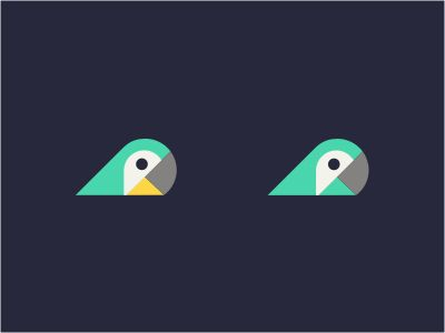 Working on the identity for a new website that will include something related to various brands, can't say too much about it at this point. But, my client and I would like to hear which parrot of t...