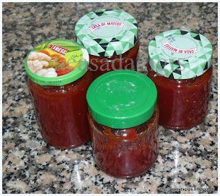A casa da gigis: Doce de Tomate - Receita Yammi 2