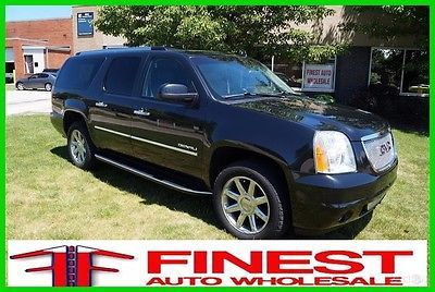 awesome 2012 GMC Yukon XL Denali AWD NAVIGATION DVD REAR CAMERA WARRANTY - For Sale View more at http://shipperscentral.com/wp/product/2012-gmc-yukon-xl-denali-awd-navigation-dvd-rear-camera-warranty-for-sale/
