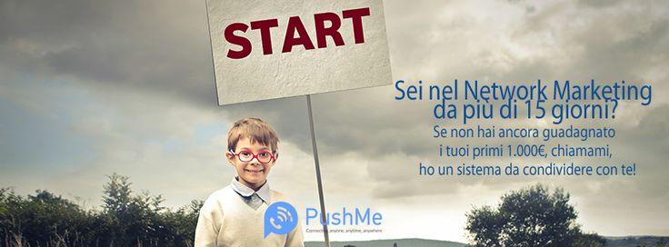 Una delle domande più importanti da farsi nella scelta di una compagnia di Network Marketing è: CHI PAGA?  Ci sono Piani Compensi che sono pensati per far guadagnare tantissimo a pochissimi.... ed altri che nascono per far guadagnare il giusto a tantissimi.  Tu quale preferisci?  La SFIDA è iniziata :-) Vinciamola insieme!! http://www.pushmecorp.com/?id=4854