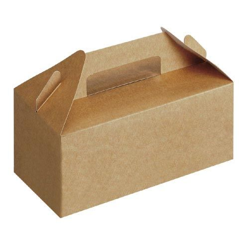Small Carrypack / Handled Food Box (125)