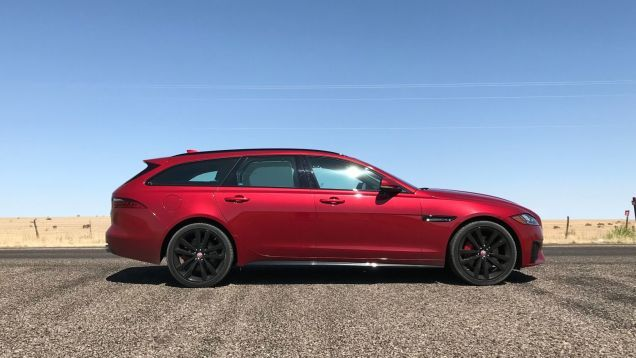 Jaguar Xf Sportbrake Wagon Not Dead Yet And Still A Great Deal Yesterday Several Outlets Reported That Jaguar Cars Autos Automotive