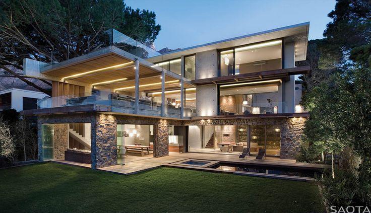 20 Casas luxuosas e modernas do escritório Saota! Confira detalhes! - Decor Salteado - Blog de Decoração e Arquitetura