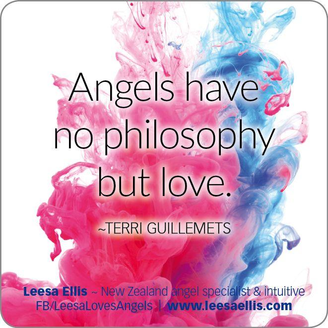 Angels wont judge you!
