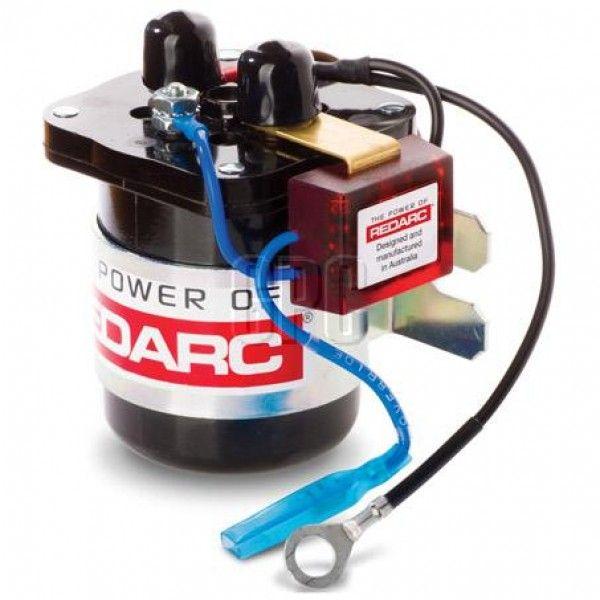 Redarc Smart Start Sbi 24v 200a Battery Isolator Smart Chargers Caravan Rv Smart Charger Battery Smart