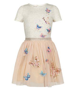 Disco Butterfly Dress