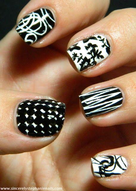 B #nails #nailart