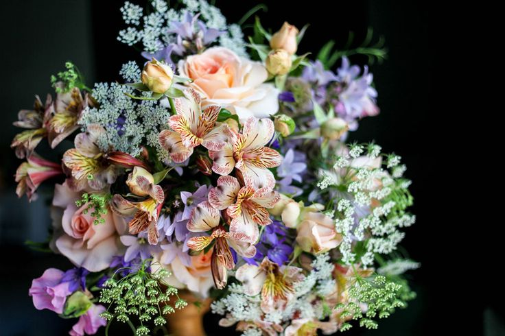 Wedding Bouquets Mail Order : The best images about seasonal summer flowers on