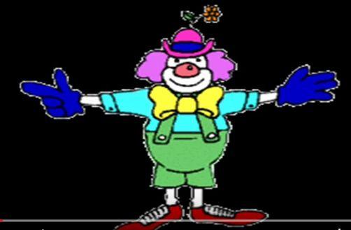 liedje Clowntje clowntje gekker de gek