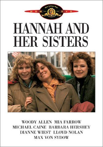 "BIGWORDS.com | Hannah and Her Sisters - Set in Autumn in NYC and ""brimming with laughter, tears and subtle beauty, Hannah and Her Sisters is a magnificent ""summation of [Woody Allen's] career to date"" (The New York Times)."