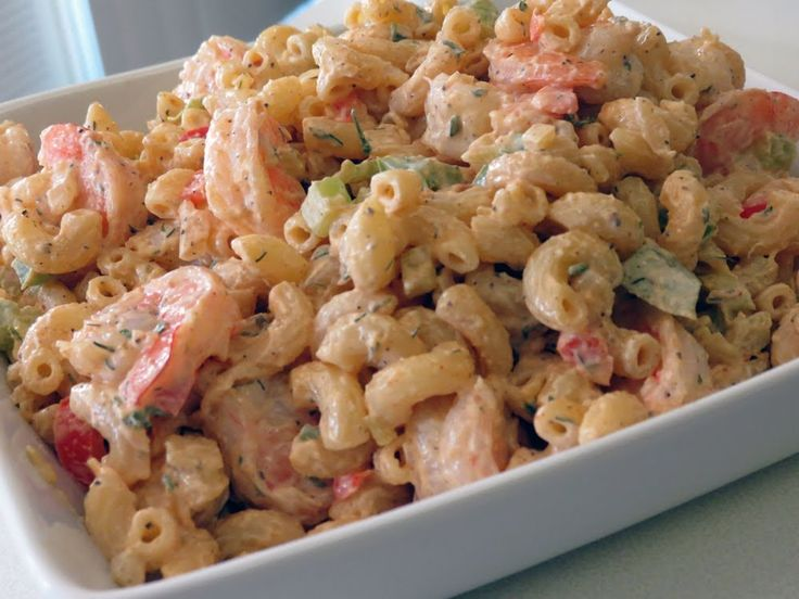 527 best images about seafood recipes on pinterest for Prawn and pasta salad recipes