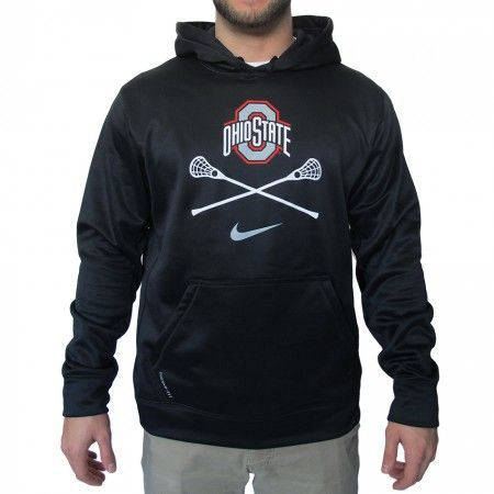 College lacrosse hoodies