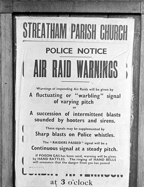 London War Preparations, September 1939 (William Vandivert)
