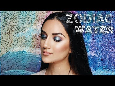 BH Cosmetics Zodiac Palette Makeup Tutorial: Water Element Signs http://cosmetics-reviews.ru/2018/01/12/bh-cosmetics-zodiac-palette-makeup-tutorial-water-element-signs/