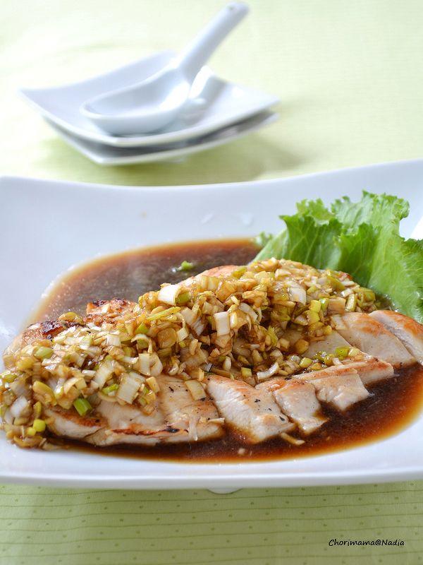 鶏むね肉のソテー ユーリンソース by 西山京子/ちょりママ   レシピサイト「Nadia   ナディア」プロの料理を無料で検索