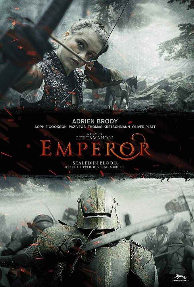 Emperor (2020) in 2020 Streaming movies, Full movies
