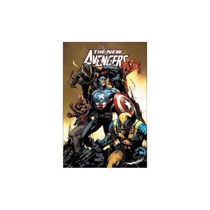 New Avengers 4 : The Complete Collection (Reprint) (Paperback) (Brian Michael Bendis)