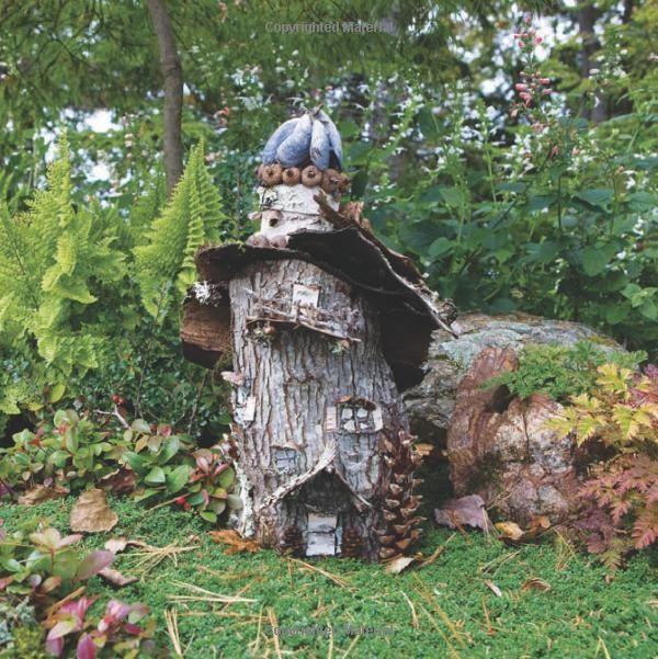 Pinterest Fairy Houses