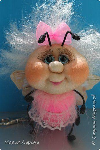 Toy Compleanno cucito piccolo - piccolo Capron Fur Foto 5