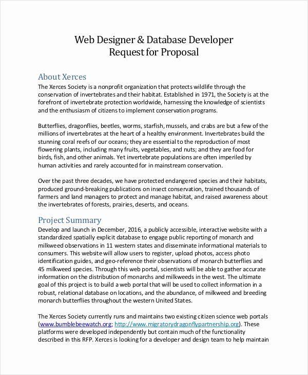 Web Design Proposal Template Lovely Sample Web Design Proposal Template 13 Free Documents Web Design Proposal Web Design Proposal Templates