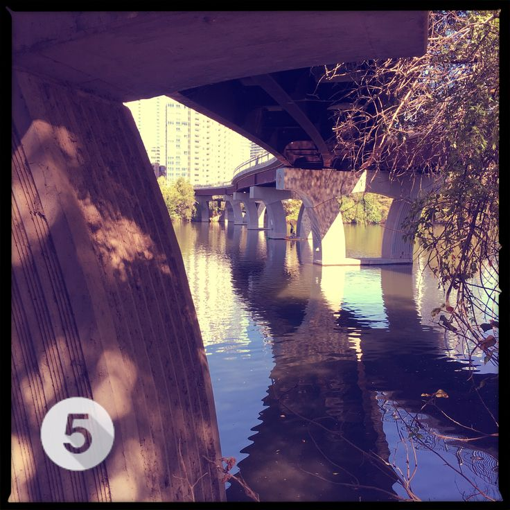 The Leo Manzano 3-5-7 Run is three exceptional routes that travel around Lady Bird Lake Hike and Bike Trail with some of the best views in Austin.