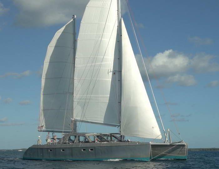 DeVilliers 62' Custom Alloy Catamaran for sale by owner: | Catamaran for  sale, Boat, Catamaran