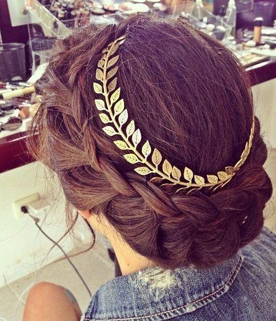 Hermosos peinados estilo romano que te harán ver muy linda