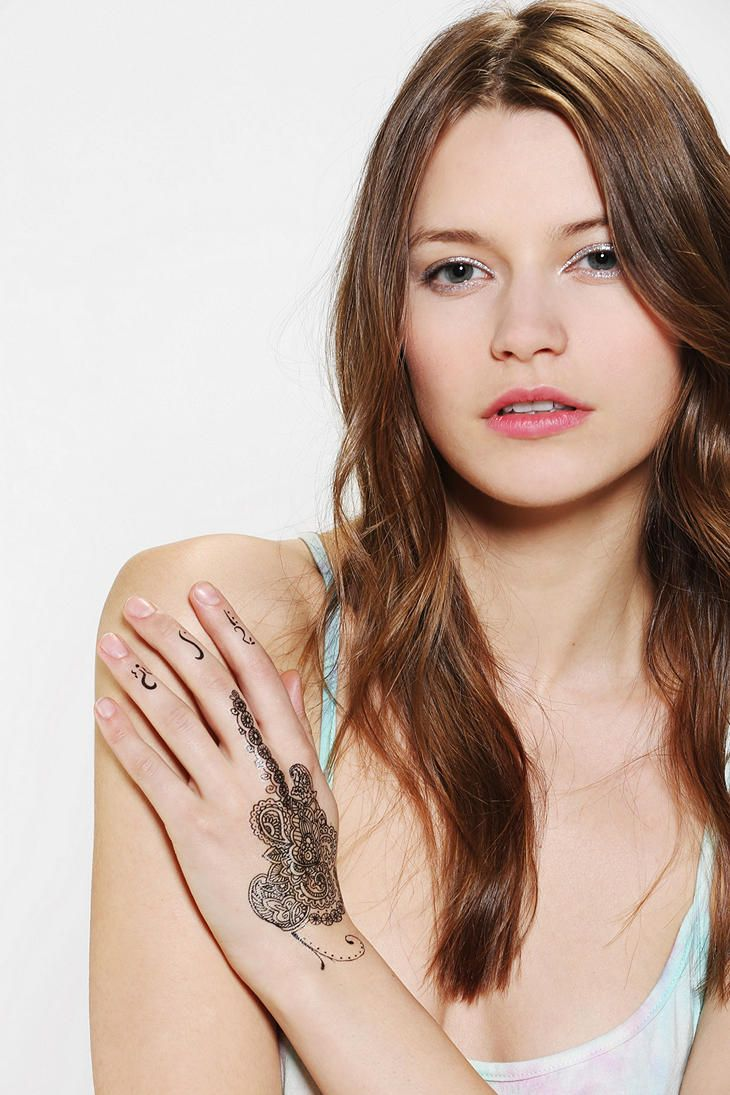 Henna Tattoo Urban Outfitters : Best makeup images on pinterest beauty hair