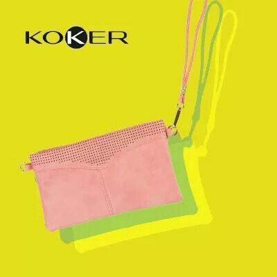 Un bolso perfecto para un día de verano. Síguenos en Twitter @kokerspain y en Facebook www.facebook.com/modakoker
