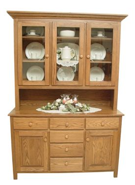 Our Shaker Cabinet Hutch Features Beautiful Woodwork And Detailed Construction Come See Us In Shipsehwana IN Entire Selection Of Amish Crafted