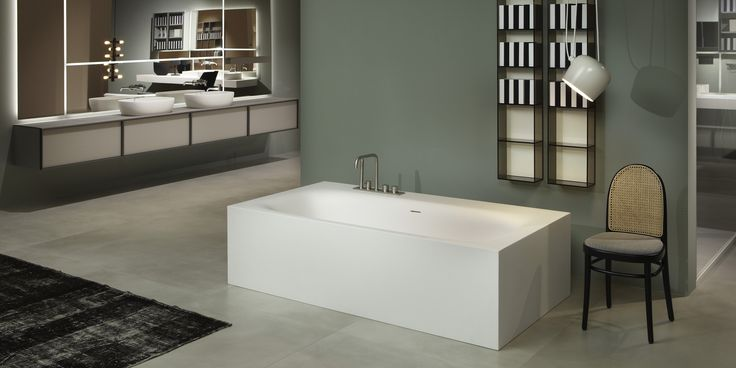 Sartoriale tub from Antoniolupi
