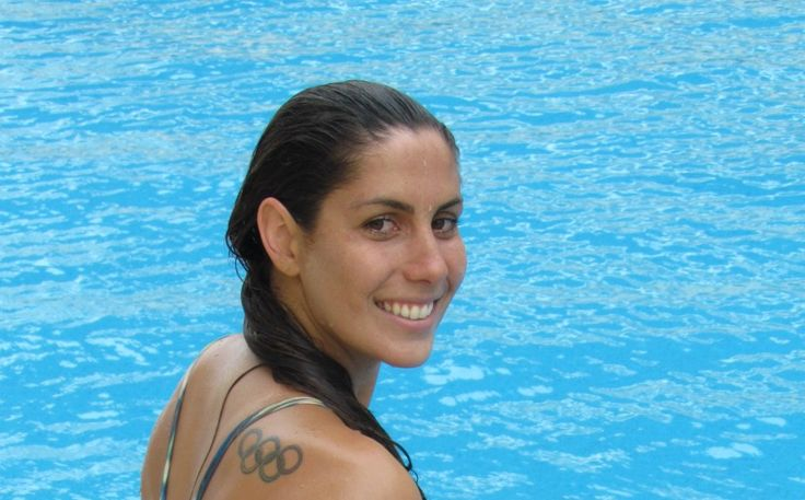 Capitã da equipe brasileira de nado sincronizado, Lara Teixeira quer encerrar a carreira com final olímpica