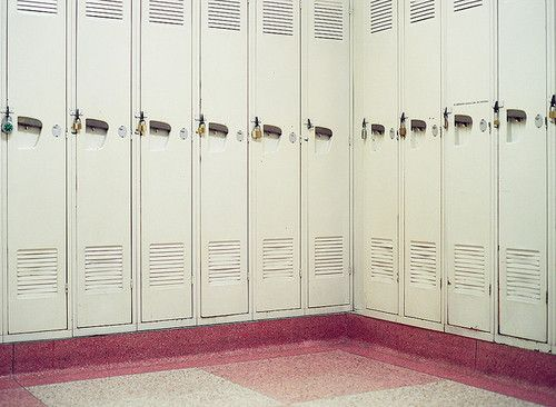 Blackwell Academy - Locker rooms