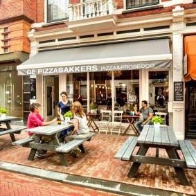 Pizzabakkers in Haarlem #pizza #italiaans #tip #haarlem #pizzabakkers