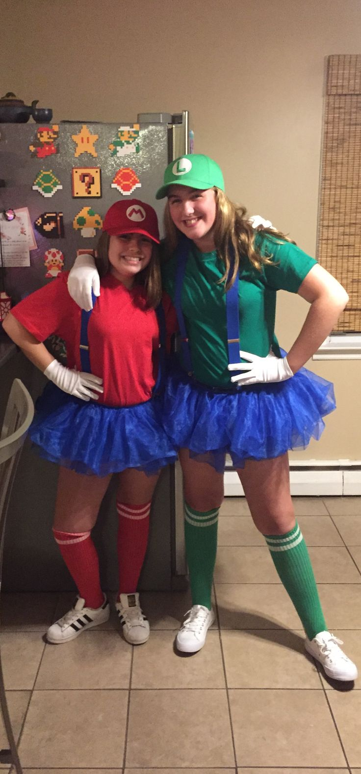 halloween mario u0026 luigi best friend costumes