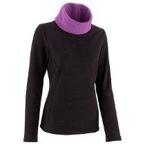 Camisa Blusa De Frio Feminina Termica Gola Alta Fleece