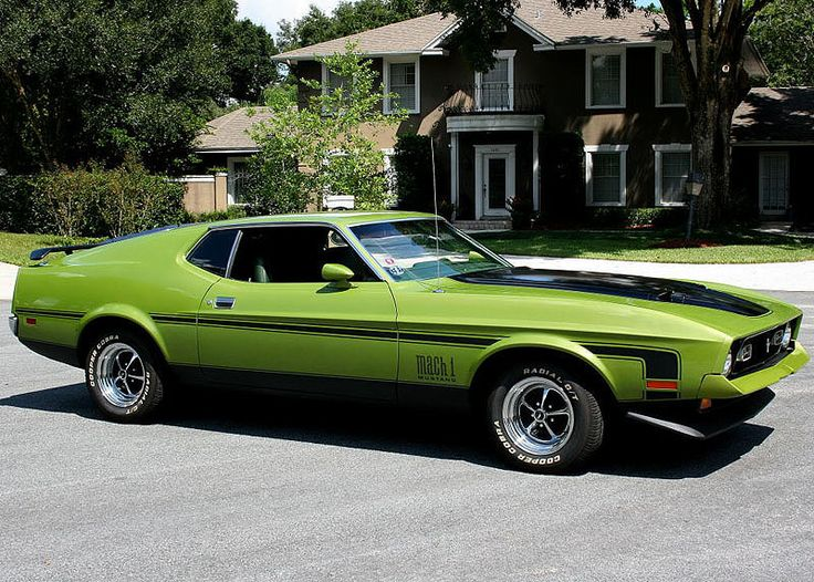1972 Ford Mustang Mach 1 Coupe | MJC Classic Cars | Pristine Classic Cars For Sa…  – A MACH 1