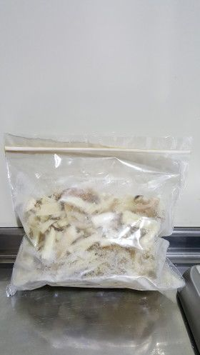 キノコMix(冷凍ストック用)