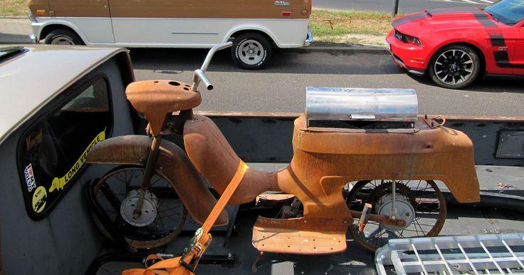 A BBQ bike :)