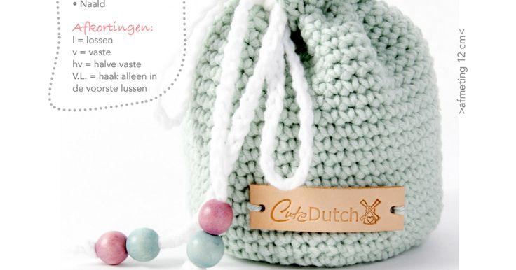 CuteDutch - Patroon schatten tasje.pdf